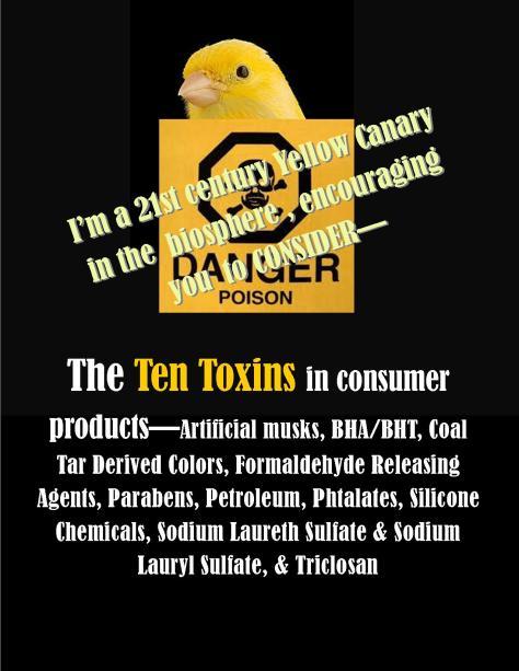 10 toxins
