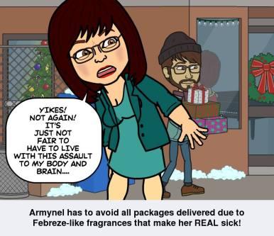 Frebezed packages