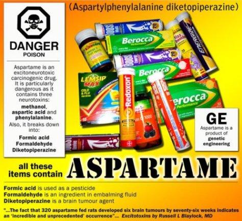 aspartame-poisoning