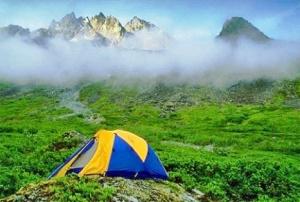 Granite Tors Camping