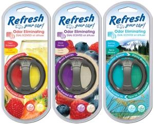 refresh car