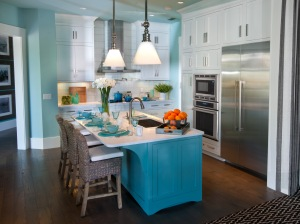 Kitchen at the HGTV Smart Home 2013 located in Jacksonville, FL